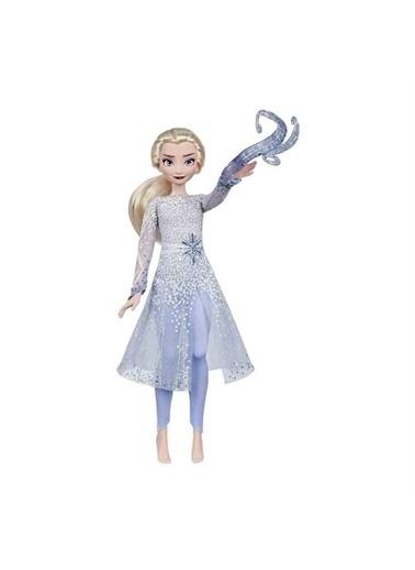 Hasbro Frozen 2 Sihirli Güçleriyle Elsa Renkli